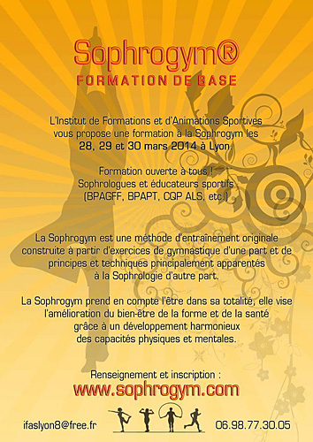formation sophro