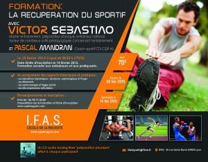 formation la recuperation du sportif